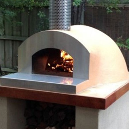 Leopold Wood Fired Oven Kit